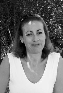 La créatrice de la brosse de plage Bross'Playa